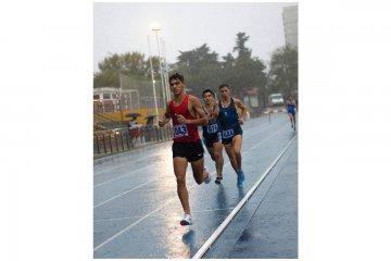 Concordienses aportaron tres medallas a Entre Ríos en el Campeonato Nacional de Atletismo
