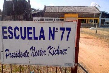 AGMER Concordia demandó respuestas edilicias urgentes para la escuela primaria Néstor Kirchner