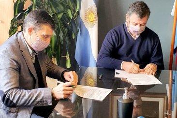 Sidecreer firmó un convenio de colaboración con UADER