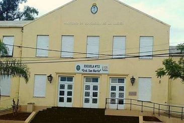 Fue adjudicada la obra de la Escuela Secundaria N°25 General San Martín