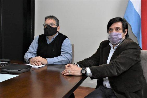 """Francolini aseguró que las """"sanciones ejemplificadoras"""" se tomaron porque """"Concordia está en riesgo"""""""