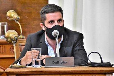 El concejal Dell Ollio propuso discutir el requisito de estar vacunado para ingresar a lugares públicos