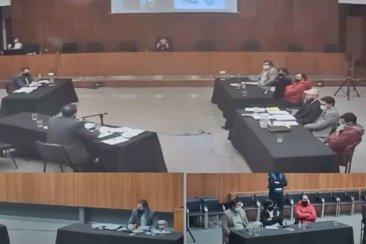 Pidieron prisión preventiva por 90 días para los imputados por el crimen de Callejas