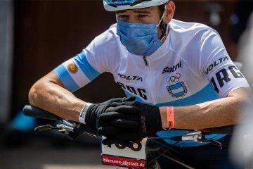 Catriel Soto llega a Concordia para una clase especial de Indoor Cycle